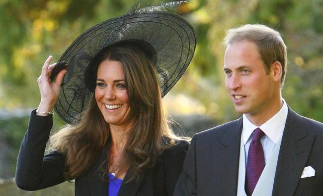 Kate e William: le scommesse pre matrimonio