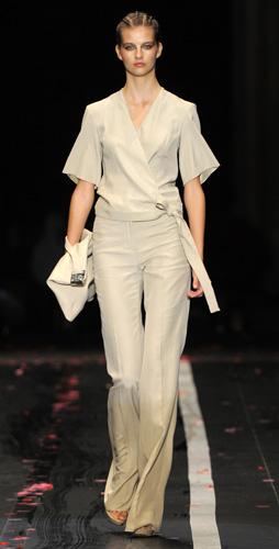 Tendenze Primavera Estate 2011: ispirazione geisha