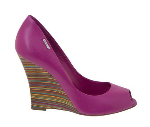 Scarpe colori fluo Primavera Estate 2011