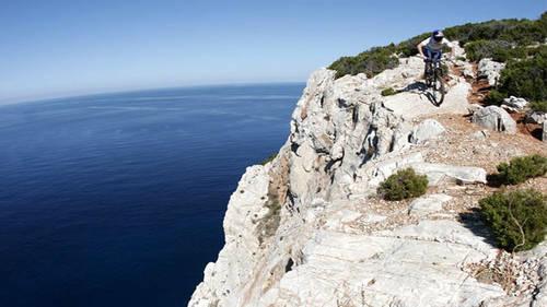 La Sardegna in mountain bike