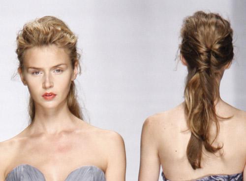 Tendenze capelli Primavera Estate 2011
