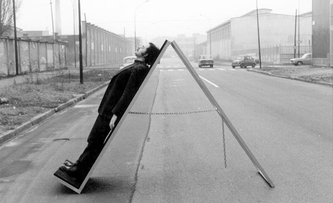 Ugo La Pietra, Commutatore - Per oggi basta