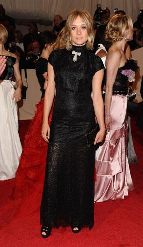 Chloe Sevigny in McQueen