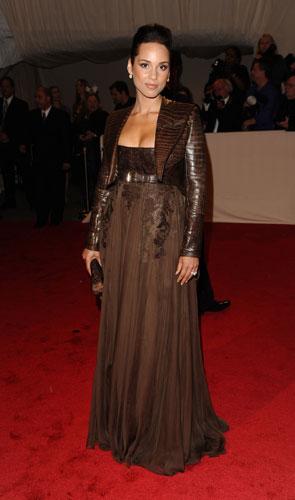 Alicia Key in Givenchy