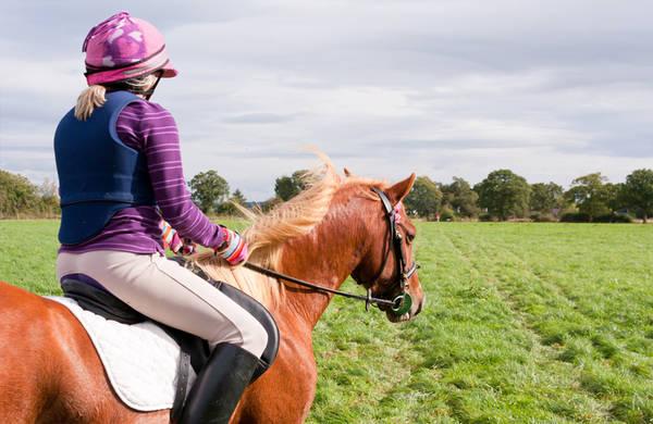 Le Terre di Faenza accolgono le donne a cavallo