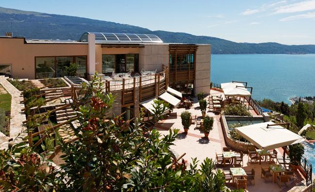 Il Green Globe parte dal Lago di Garda