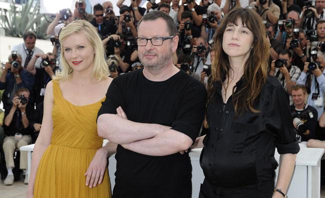 Lars Von Trier: dichiarazioni shock a Cannes