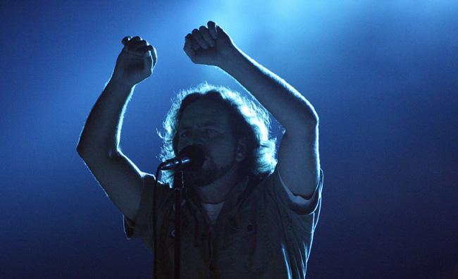 Secondo album da solista per Eddie Vedder