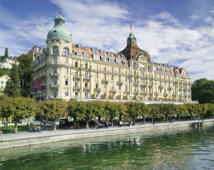 Hotel Palace Lucerna