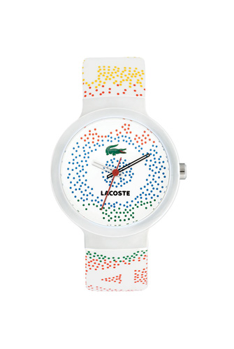 Orologi multicolor Primavera Estate 2011