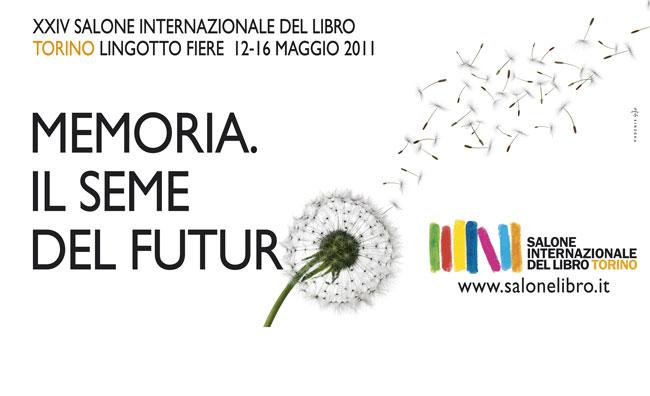Logo Salone del Libro di Torino 2011