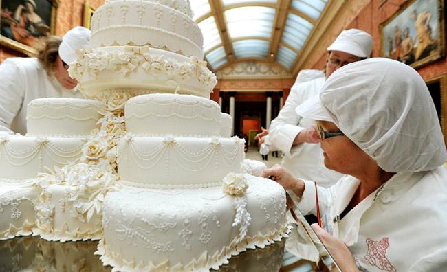 Torta nuziale di William e Kate