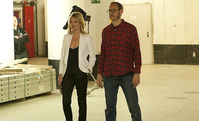 Il corto di moda ha come protagonista Kate Moss