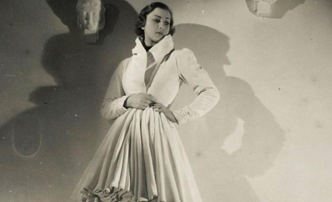In mostra la donna più elegante del mondo
