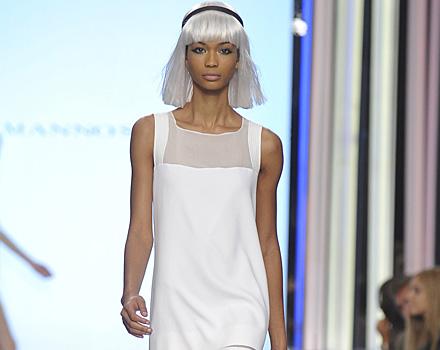 Mini abito bianco Ermanno Scervino