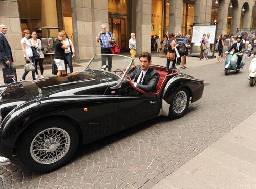 David Gandy a Milano