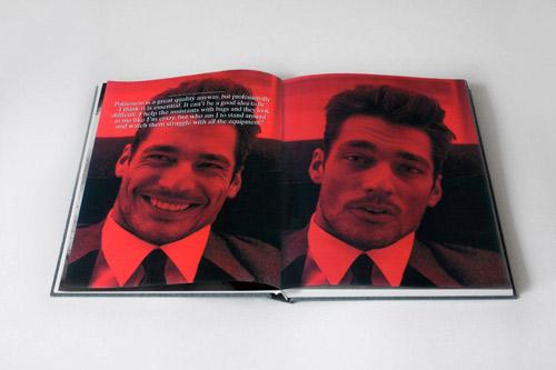Libro David Gandy