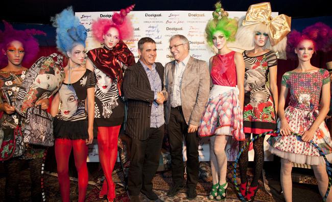 Una partnership che unisce moda e arte circense