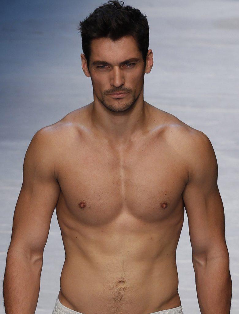 David Gandy nudo