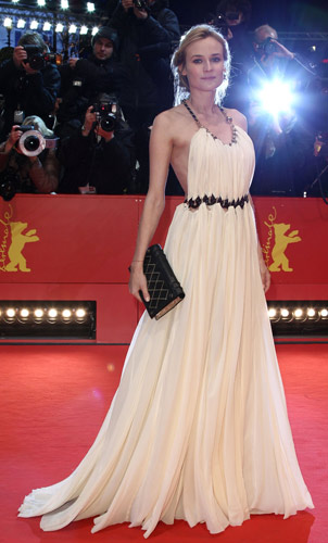 Diane Kruger Vionnet