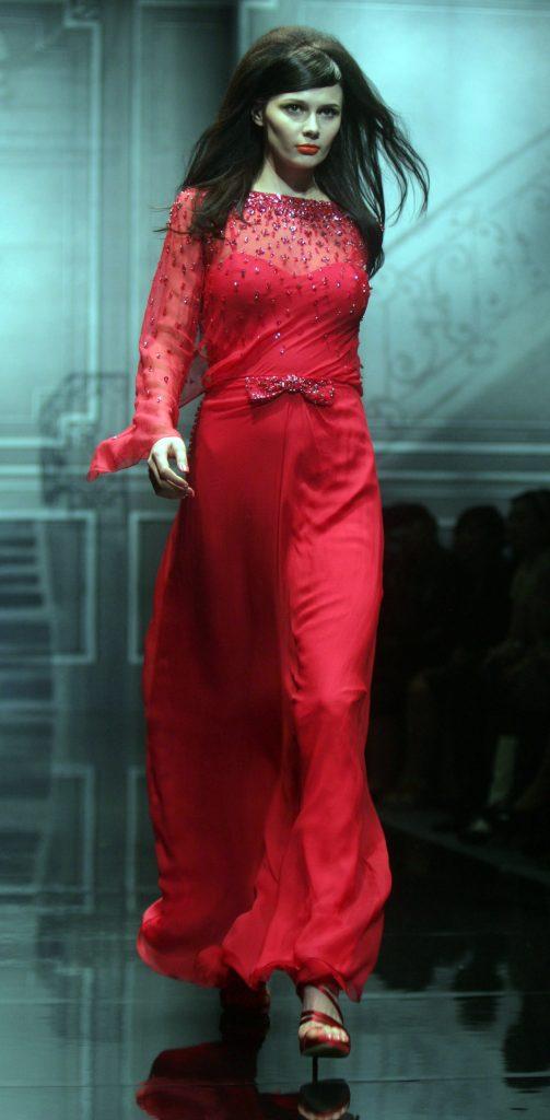 Sfilata Christian Dior