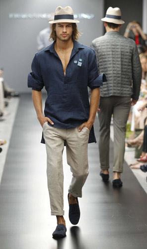 Look Uomo Matrimonio Estate : Moda uomo che fine ha fatto il macho stile