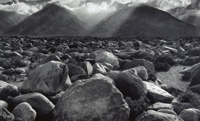 La natura sublime del fotografo Ansel Adams