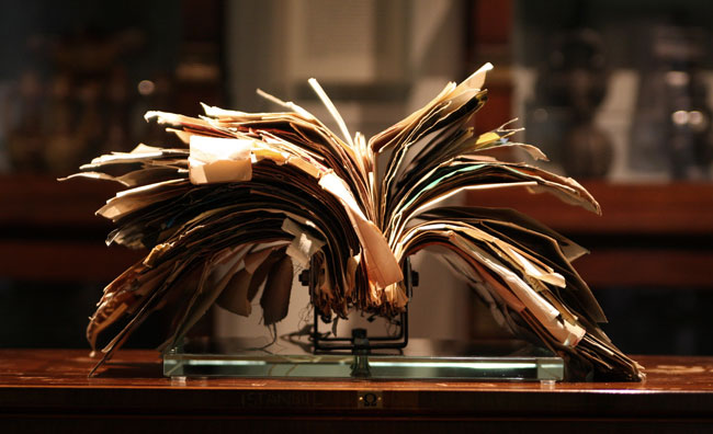 Artelibro a Bologna: il libro è oggetto d'arte