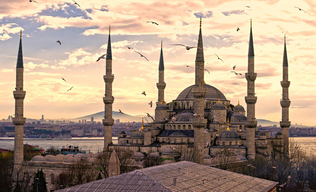 Istanbul veduta
