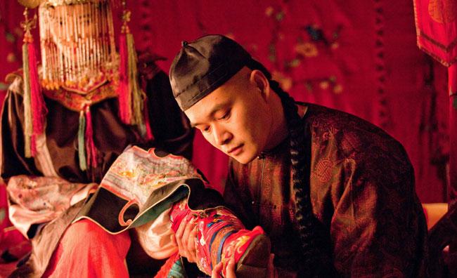 I segreti di un ventaglio nel film di Wayne Wang