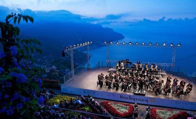 Il viaggio della musica sul mare