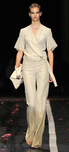 Pantaloni CNC Costume National Primavera Estate 2011