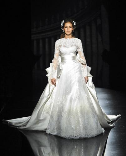 Abito da sposa Rami Al Ali Autunno Inverno 2011 2012