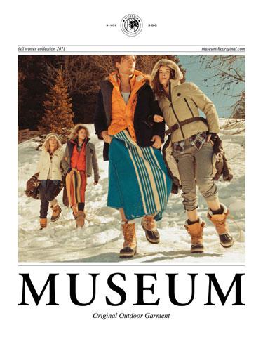 Campagna Stampa Museum Autunno Inverno 2011 2012