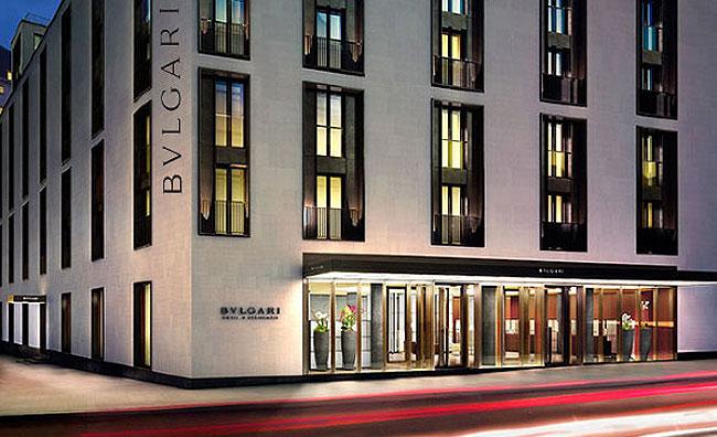 Armani e Bulgari aprono i luxury hotel a Londra