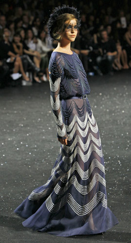 Sfilata Parigi Chanel Autunno Inverno 2011 2012