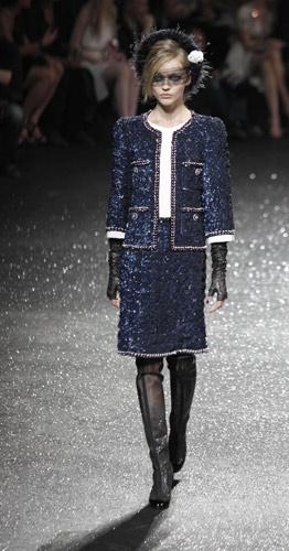 Tailleur Chanel Autunno Inverno 2011 2012
