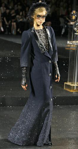 Cappotto Chanel Autunno Inverno 2011 2012