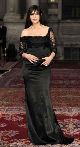 Monica Bellucci in Dolce&Gabbana