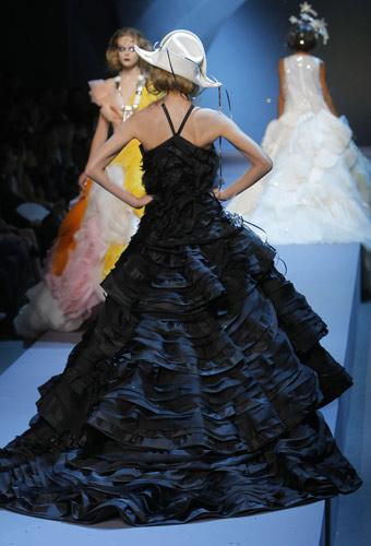 Sfilata Dior Autunno Inverno 2011 2012