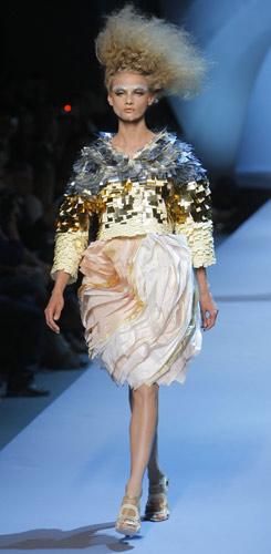 Sfilata Alta Moda Dior Autunno Inverno 2011 2012