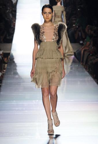 Maniche in pelliccia Jack Guisso Autunno Inverno 2011 2012
