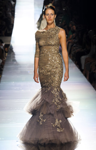 Gonna in tulle Jack Guisso Autunno Inverno 2011 2012