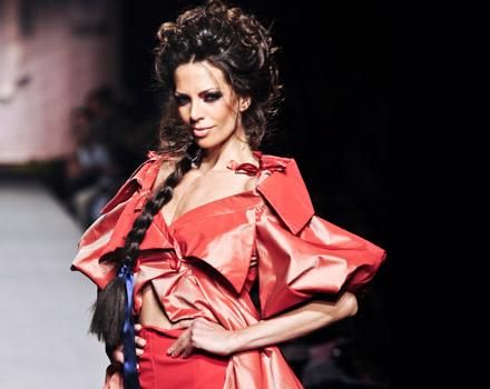 Sfilata Scuola di moda Ida Ferri, Autunno Inverno 2011 2012