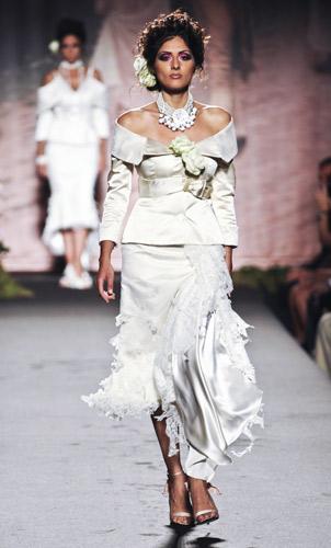 Frange Scuola di moda Ida Ferri, Autunno Inverno 2011 2012