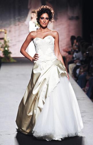 Gonna in tulle Scuola di moda Ida Ferri, Autunno Inverno 2011 2012