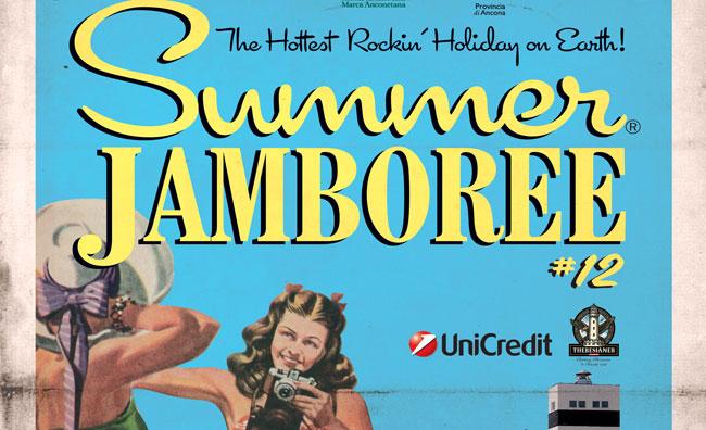 Summer jamboree festival 2011 Locandina