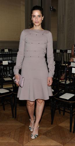 Amanda Peet in Valentino