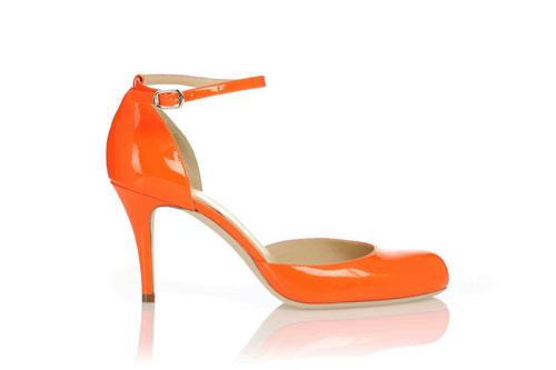 Scarpe con cinturino alla caviglia Ballin Primavera Estate 2011