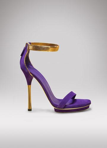 Sandalo Gucci Primavera Estate 2011